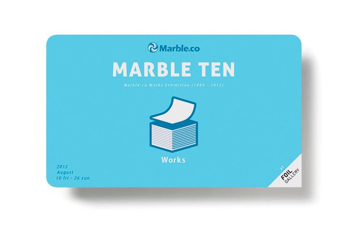 Marble展