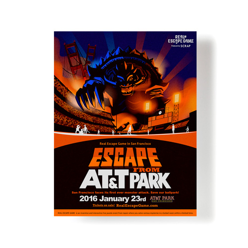 Escape From AT&T PARK