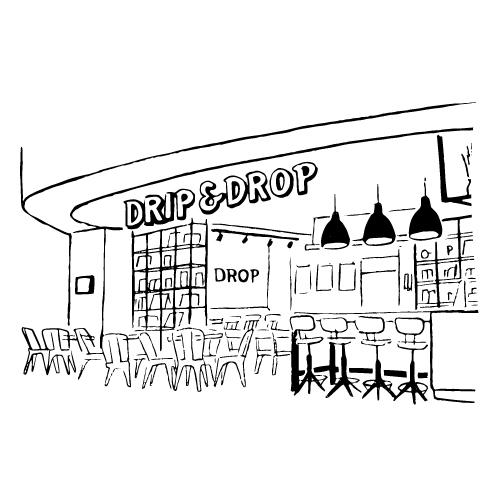 DRIP&DROP COFFEE SUPPLY Bangkok