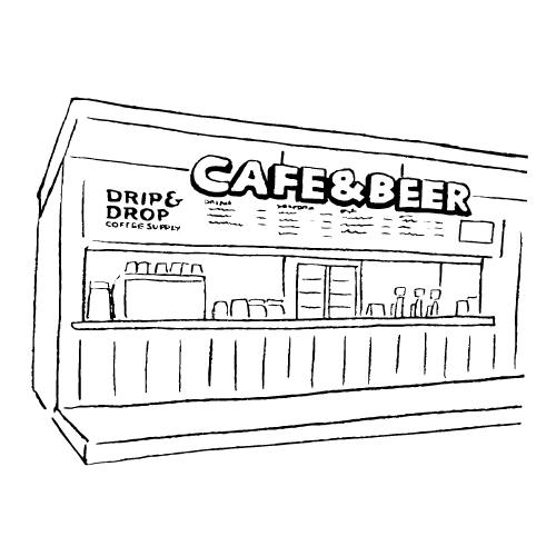 DRIP&DROP COFFEE SUPPLY ひらかたパーク