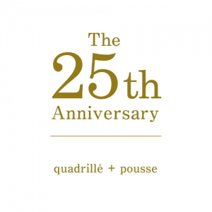 The 25th Anniversary quadrille + pousse