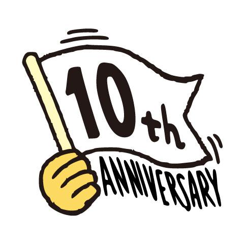 SCRAP 10周年