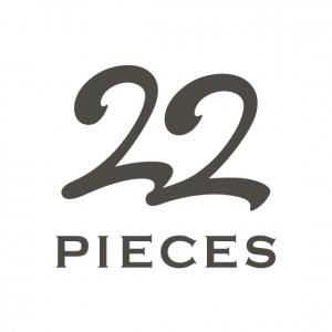 22 PIECES