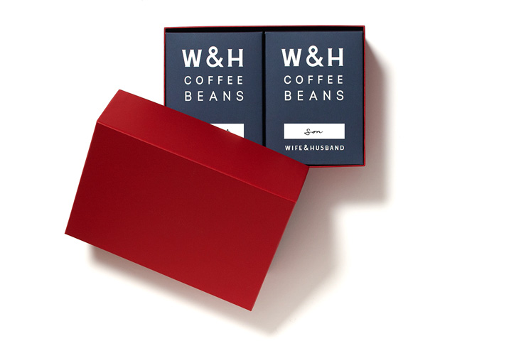 WIFE&HUSBAND RED BOX